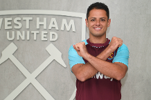 On this day - 24 Jul 2017: Chicharito joins West Ham