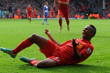 Iconic Moment: Sterling clinches win with first goal