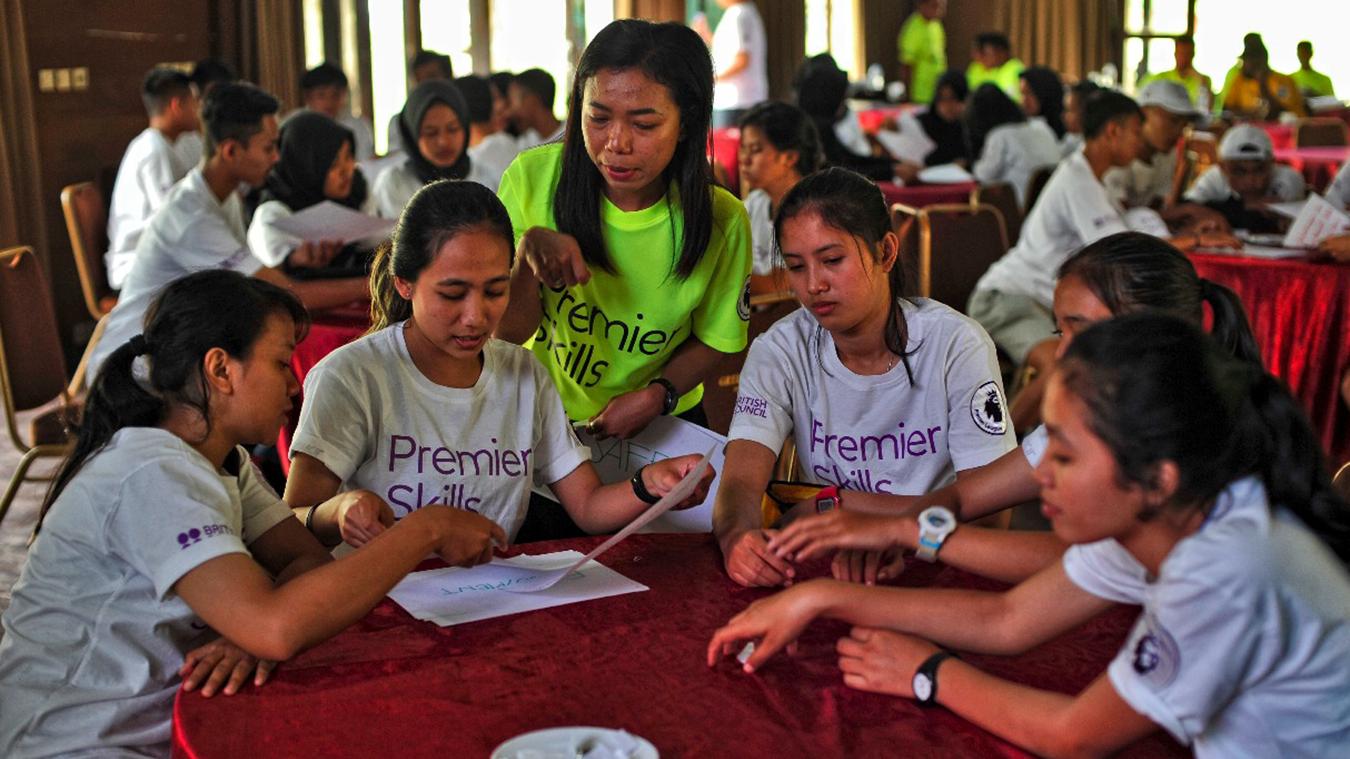 Premier Skills, Bandung, Indonesia