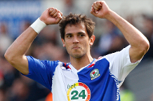 On this day - 28 Jul 2007: Santa Cruz joins Blackburn