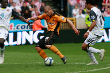 Goal of the day: Guedioura's precise drive