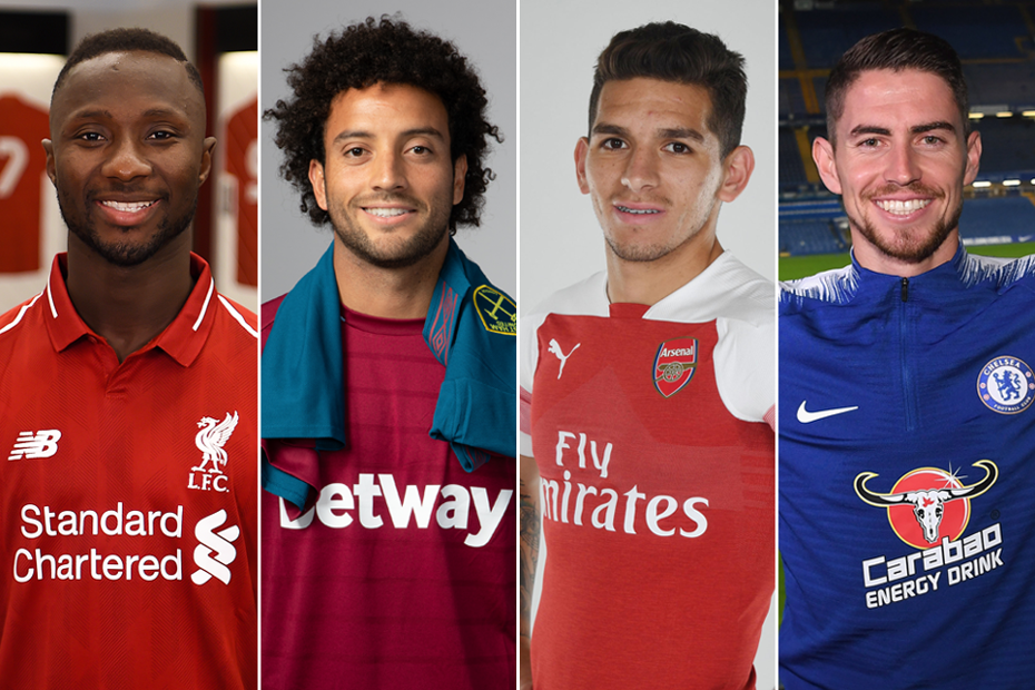 Signings composite