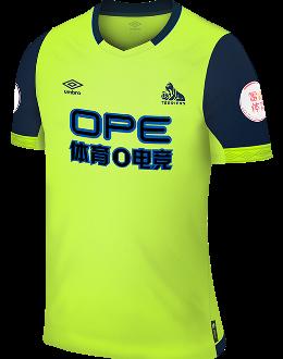 Huddersfield third kit, 2018-19