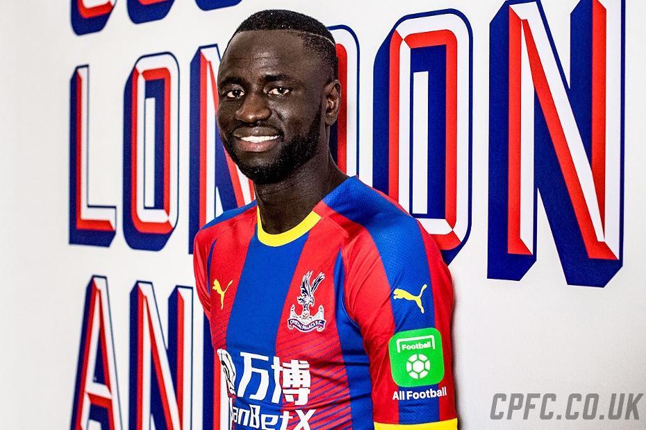 Cheikhou Kouyate, Crystal Palace