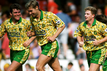Iconic Moment: Norwich finish third on dream debut