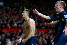 Iconic Moment: Saints go third with first-ever Old Trafford triumph
