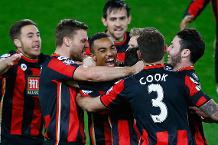 Flashback: Stanislas scores from corner v Man Utd