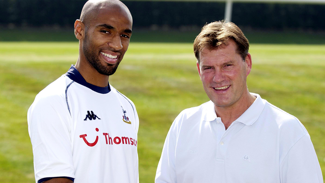 Freddie Kanoute joins Spurs