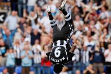 Obafemi Martins, Newcastle