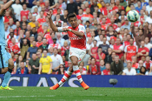 Classic match: Arsenal 2-2 Man City