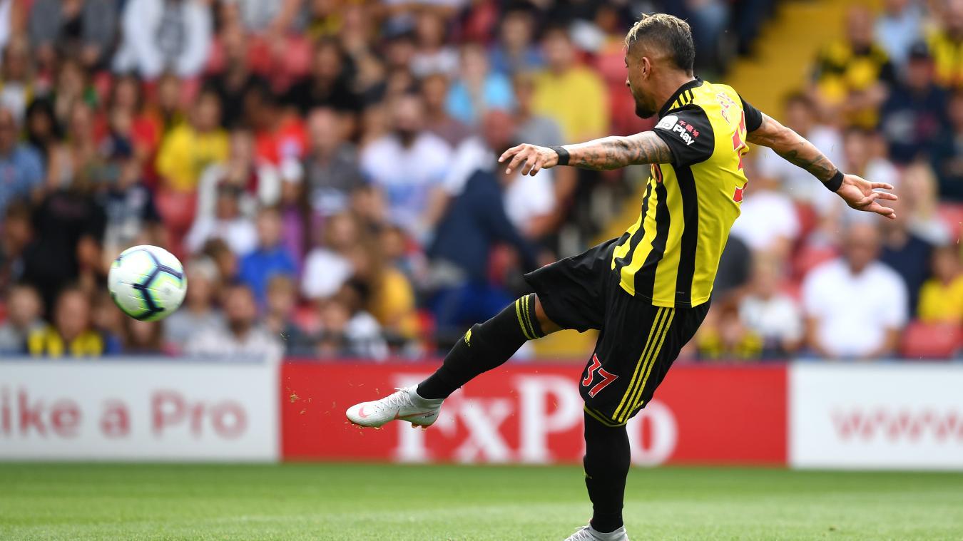 Watford 2-0 Brighton & Hove Albion