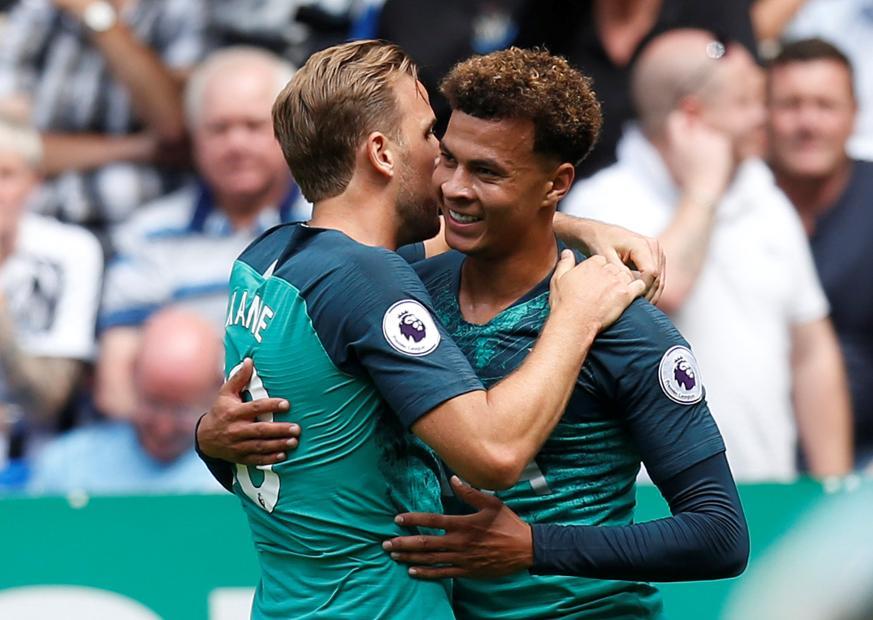 Premier League - Newcastle United v Tottenham Hotspur