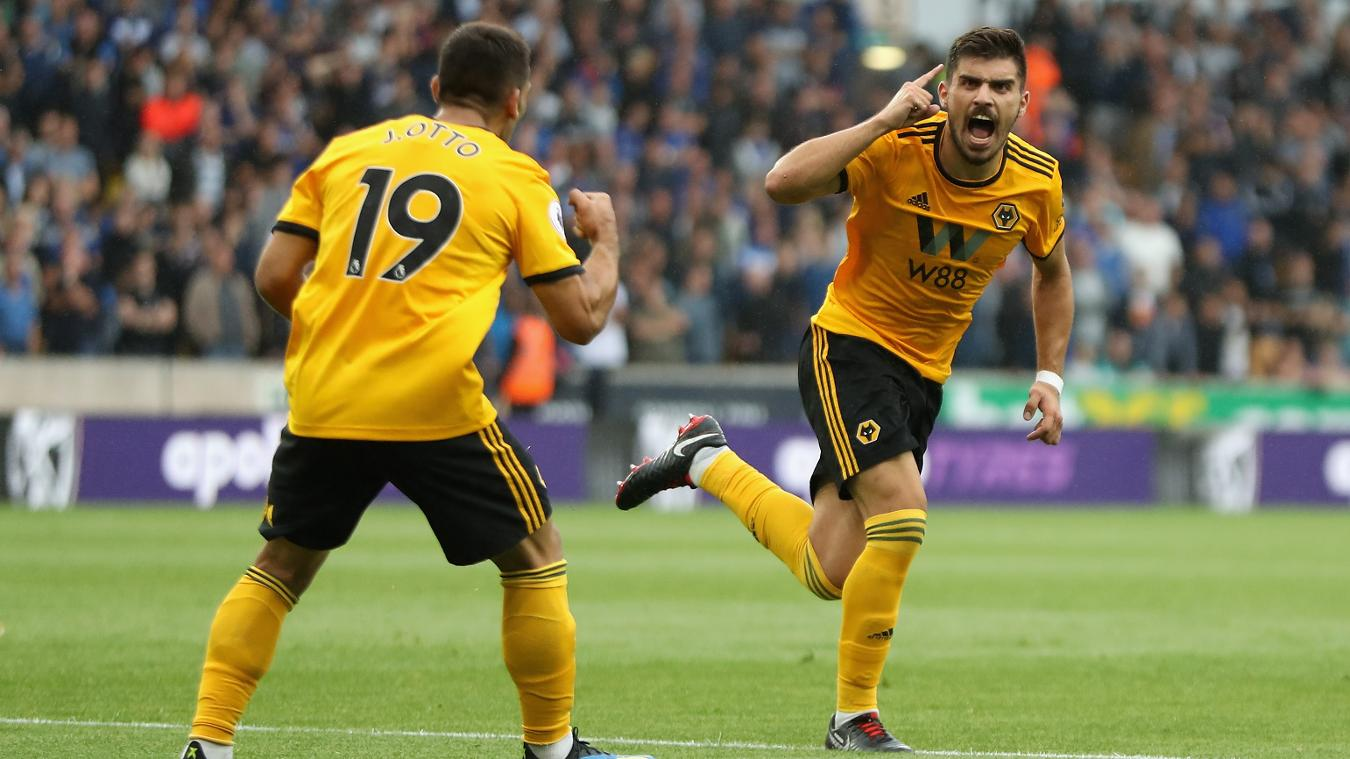 Wolves 2-2 Everton
