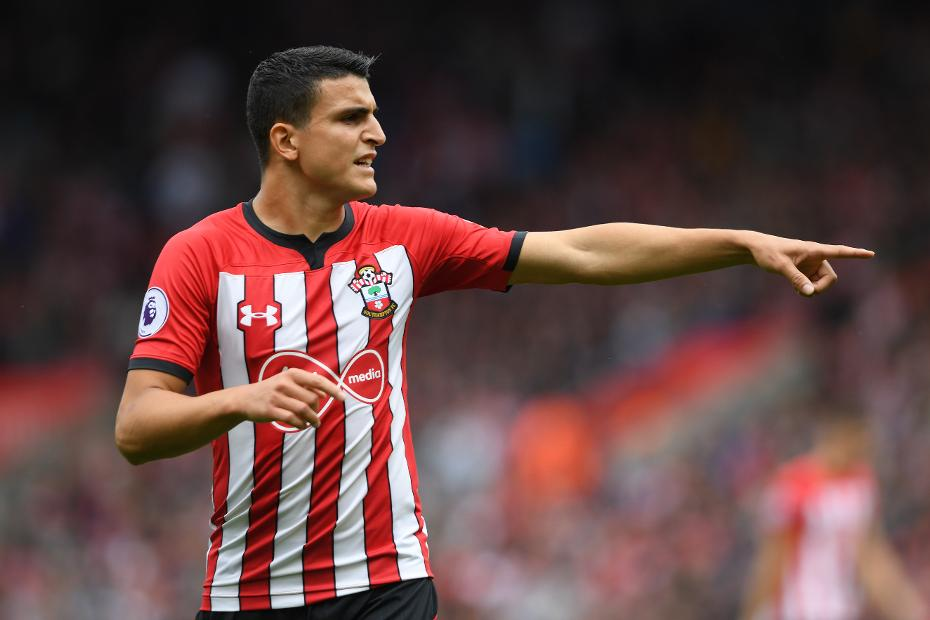 Mohamed Elyounoussi, Southampton