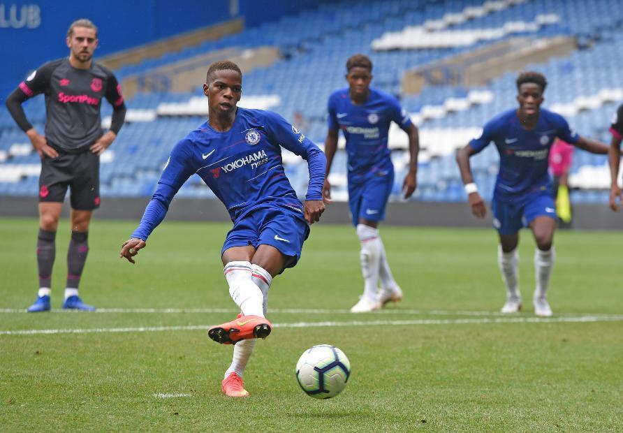 Chelsea v Everton PL2.