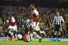 Thierry Henry v Newcastle 2003