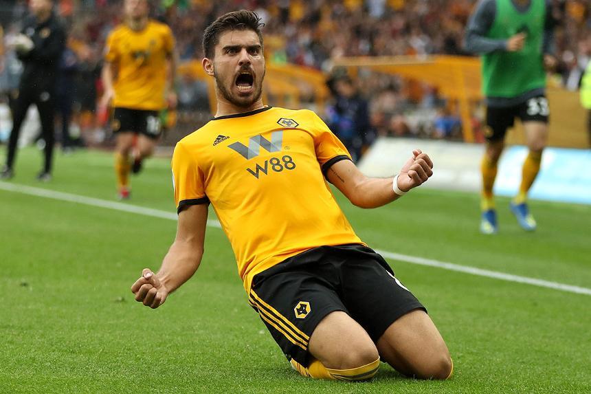 Ruben Neves, Wolves
