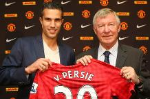 On this day - 17 Aug 2012: Van Persie joins Man Utd