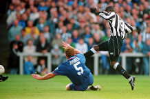 Newcastle 4-2 Chelsea, 1994/95