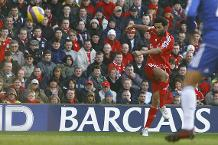 Watch Pennant's perfect volley against Chelsea