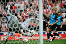 On this day - 23 Aug 2008: Stoke 3-2 Aston Villa