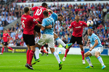On this day - 25 Aug 2013: Cardiff 3-2 Man City
