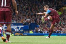 Flashback: Petrov's wonder strike at Everton