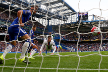 On this day - 29 Aug 2015: Chelsea 1-2 Palace