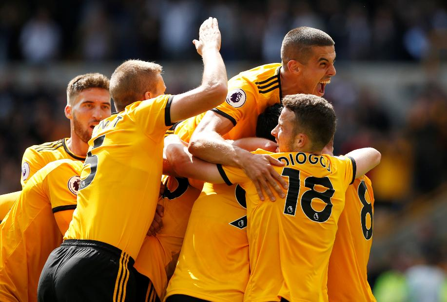 Wolverhampton Wanderers v Manchester City
