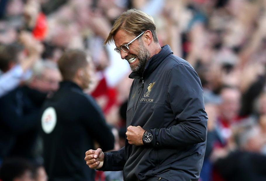 Liverpool v Brighton & Hove Albion - Jurgen Klopp