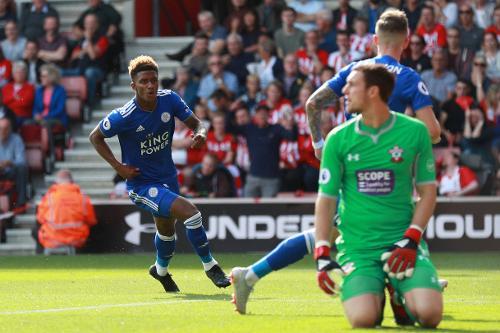 Southampton V Leicester 2018 19 Premier League