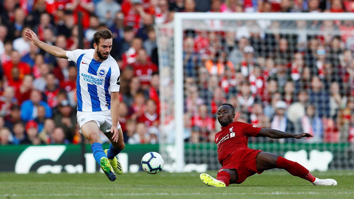 Liverpool 1-0 Brighton & Hove Albion