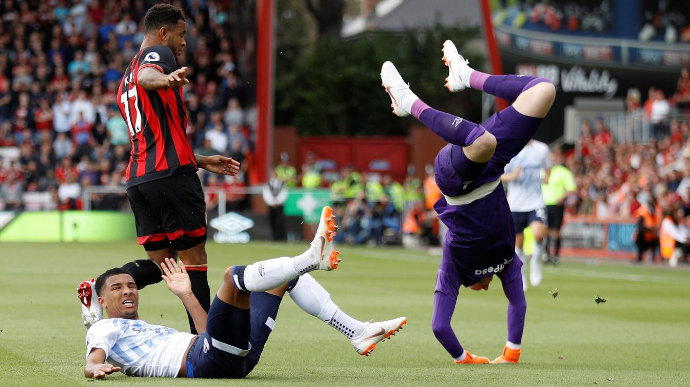 AFC Bournemouth 2-2 Everton