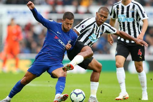 Newcastle V Chelsea Premier League