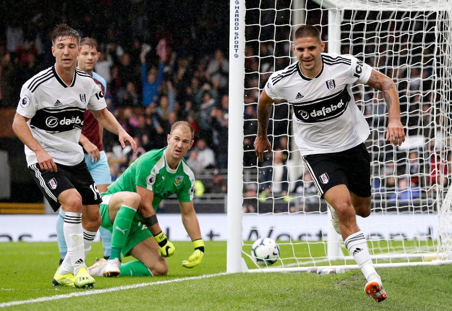 Fulham v Burnley