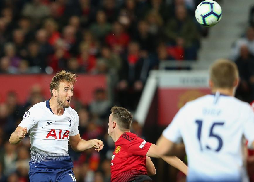 Kane goal v Man Utd