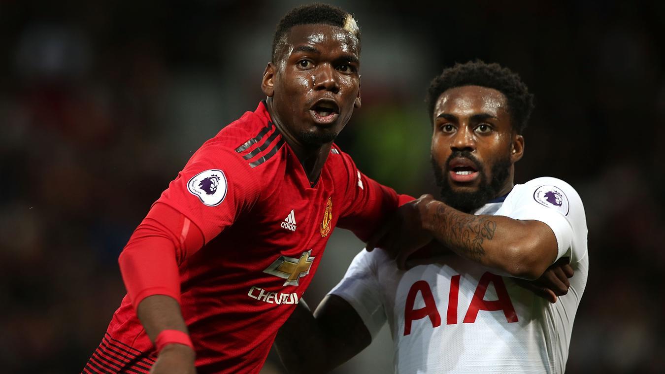 Manchester United 0-3 Tottenham Hotspur
