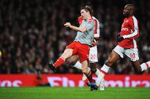 Arsenal 1-1 Liverpool, 2008/09