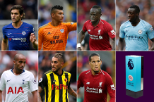 EA SPORTS Player of the Month contenders for August
