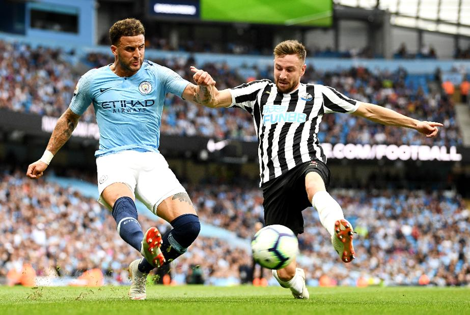 Manchester City v Newcastle United