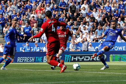 Leicester V Liverpool 2018 19 Premier League