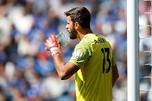Wright: Alisson will give forwards a chance