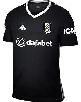 Fulham third kit, 2018-19