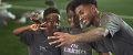 Reiss Nelson meets Brando and Teshaun