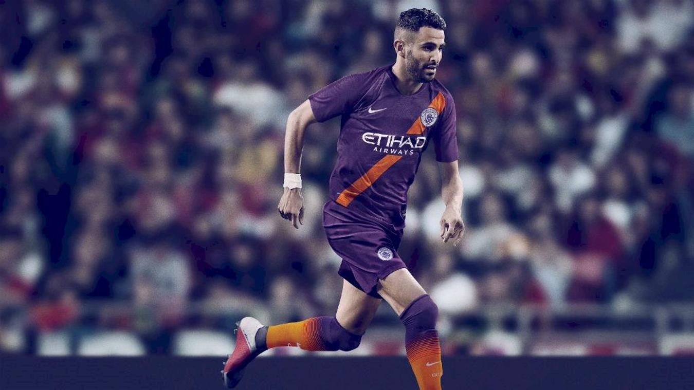 Man City third