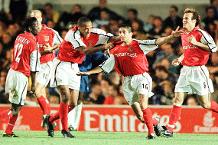 Flashback: Chelsea 2-2 Arsenal