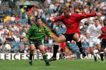Leeds 0-4 Man Utd, 1996/97
