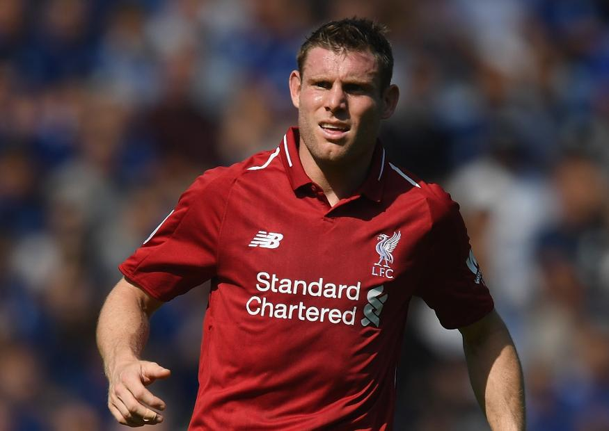 James Milner, Liverpool