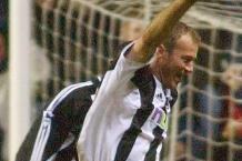 Shearer's five favourite goals: v Everton, 2002/03