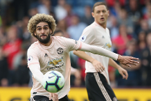 Neville: Fellaini and Matic bring solidity to Man Utd